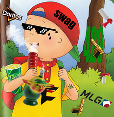 Straight Thugin' (rileyjjoy) Tags: life sunglasses childhood photoshop glasses starwars tears with yoda it shades 420 mountaindew dew join sniper deal bong clan phase thug doritos caillou ruined mlg thugin faze illuminaughty my caillu childhooddystroyes joinmysniperclan