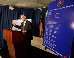02-27-2015 Governor Bentley offers budget shortfall solutions