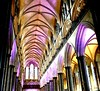 Salisbury Cathedral Contrasts in the Roof #dailyshoot (Leshaines123) Tags: winter colour lines vertical composition contrast reflections cathedral shapes salisbury wiltshire rule facebook thirds iphone paterns dailyshoot tumblr vividandstriking leshainesimages