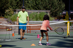 Whistler Tennis Academy Recreational Kids Camps week 4 July 22 2014