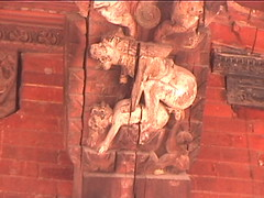 Jagannath Temple Erotic Wood