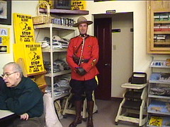 Canadian Mountee