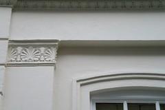 Palmette motifs, Elder Street (Phil Baines) Tags: liberty stucco elderstreet nortonfolgate britishland palmette spitalfieldstrust