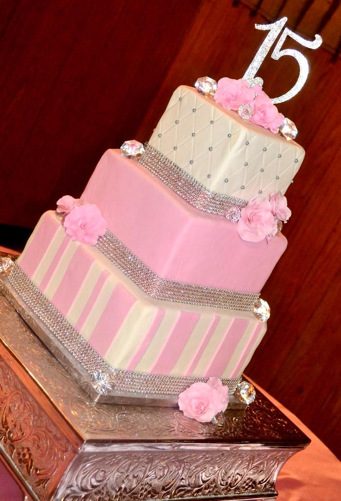 Quinceanera Cake Ideas