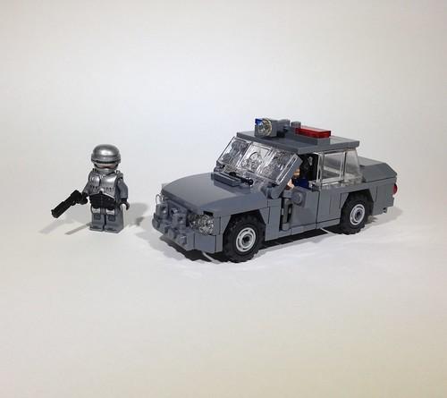 Robocop Ford Taurus