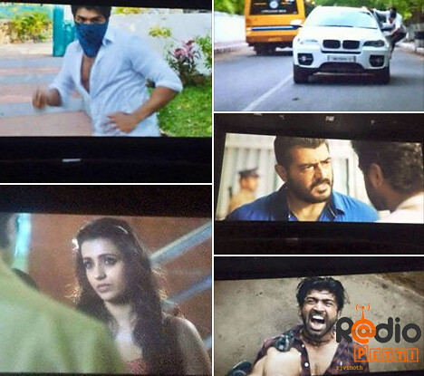 Yennai Arindhaals record breaking on screen Blocked