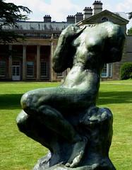 Rodin (jacquemart) Tags: bronze rodin warwickshire comptonverney