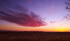 Sunset cloud (static_dynamic) Tags: city sunset cloud landscape reading evening pennsylvania
