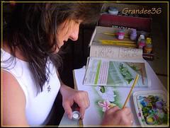 Pintura em tecido (grandee36) Tags: beautiful brasil interesting artesanato santacatarina pintura tecido agronmica grandee36 fotgrafosdecuritiba vildepedroandreazza