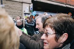 The intimacy of strangers (James Sebright) Tags: china street city england people urban photography chinatown strangers chinesenewyear celebration intimacy newcastleupontyne sebright stowell jamessebright