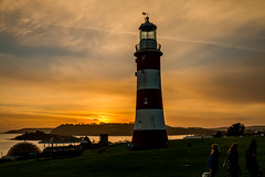 Smeaton`s 3 (Explore) (trevorhicks) Tags: lighthouse tower canon harbour plymouth devon hoe tamron smeatons 70d