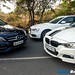 Audi A4 vs BMW 3-Series vs Mercedes C-Class