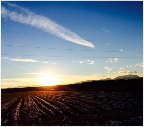 ~~ The Last January Sunset 2015 ! ~~