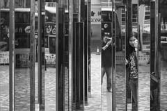 Untitled (A Cheung) Tags: street leica people 35mm centre m hong kong tst cultural selfie