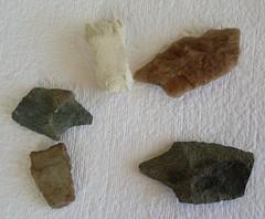 My Artifacts (SandraNestle) Tags: archaeology ancient pennsylvania collection american bone arrowheads artifacts indigenouspeople chert sandranestle