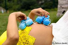 Thayanne (Davi e Gabriel) (Andressa Sipaba (;) Tags: woman baby green nature beauty brasil canon mom natural bokeh mulher mother pregnant beb babys me gravidez piau teresina grvida bebs 60d
