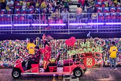 Chingay Parade 2015 (chooyutshing) Tags: festive singapore celebration streetparade marinabay preparade pitbuilding peoplesassociation republicboulevard welovesg caishengodofwealth specialsg50edition chingayparade2015