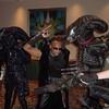 Blade Vs. Aliens #28daysofblackcosplay #teamJaBarr #marvel #marvelcomics #heroesofcolor #heroesofcosplay #blade #daywalker (Barr Foxx) Tags: square aliens squareformat blade marvel marvelcomics daywalker vampirehunter ericbrooks iphoneography jabarr instagramapp uploaded:by=instagram blackcosplay worldofblackheroes