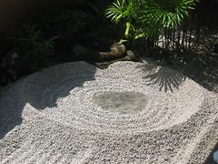 Zen Garden in Kyoto