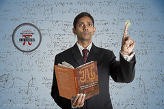 Week 11 : Pi (Arvind Balaraman) Tags: portrait people usa project pi math 314 calculus selfie march14 week11 scientiest