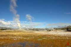 Upper Geyser Basin (Mark Kaletka) Tags: yellowstonenationalpark yellowstone geyser uppergeyserbasin upperbasin