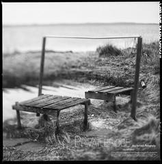 Privat bridge (check4newton) Tags: ocean wood old bridge winter sea water hasselblad homemade fjord brcke holz ilforddelta400 privat projectionlens squeezerlens wwwjoergoestreichcom