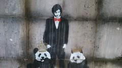 / 27 feb 2015 (Ferdinand 'Ferre' Feys) Tags: streetart graffiti stencil panda belgium belgique belgi urbanart graff mechelen graffitiart dirupo artdelarue urbanarte