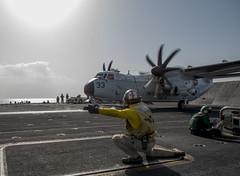 USS Carl Vinson (CVN 70)_150303-N-TP834-984 (U.S. Naval Forces Central Command/U.S. Fifth Fleet) Tags: jr arabiangulf usscarlvinson carlvinsoncarrierstrikegroup carrierairwing17 mc2johnphilipwagner