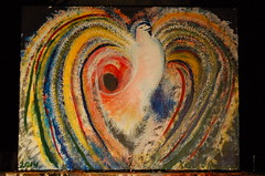 Prismatic Dove (blackstripeproductions) Tags: bird nude kevin acrylic dove awesome fineart xxx pheonix awardwinning prismatic blackstripe acryliconcanvas kevinnicholson kevingnicholson blackstripeproductions blackstripegallery
