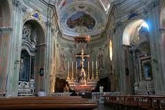 Cervo, Ligure, Italy (beareye2010) Tags: italy liguria cervo ligure stjohnthebaptist baroquechurch