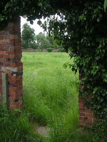 East Wall Door