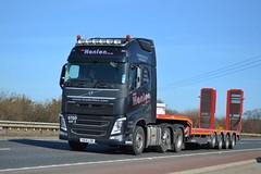 Volvo FH4 'John Hanlon' reg HA14 LON (erfmike51) Tags: lorry artic johnhanlon volvofh4