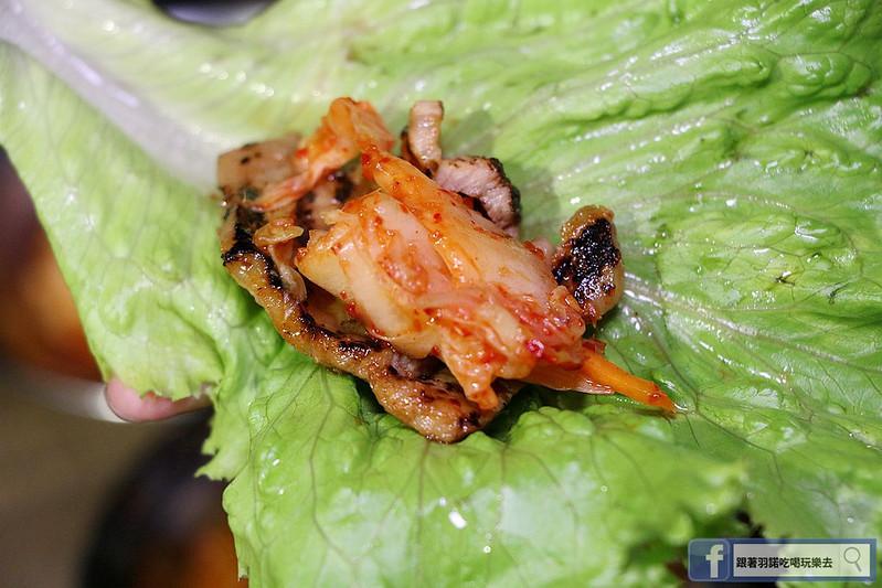 西門韓式料理《肉倉》韓國烤肉吃到飽38