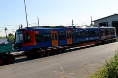 Stagecoach Supertram 399204, Nunnery Square 19/07/16 (TC60054) Tags: train sheffield tram class stagecoach supertram citylink 399 stadler tramtrain vossloh