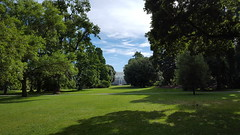 Syon Vista, Kew Gardens, London. uk (standhisround) Tags: park uk trees panorama kewgardens london nature kew ash beech palmhouse alder royalbotanicalgardens sweetchestnut syonvista