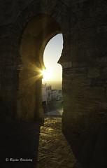 Medina Sidonia (begonafmd) Tags: sunset sol atardecer spain puerta europa pueblo ciudad andalucia arabe verano adiz