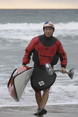 Tao Berman (tay.burch) Tags: beach surf kayak tao berman jalama
