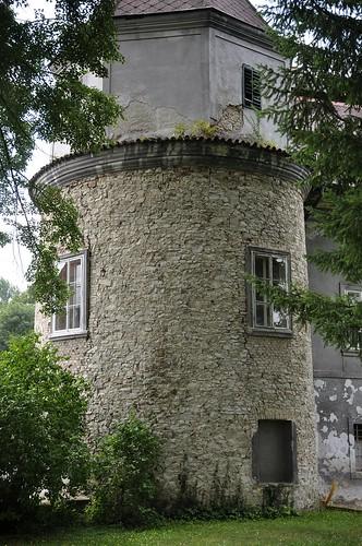 Lochovice (BE), zámek čp. 1