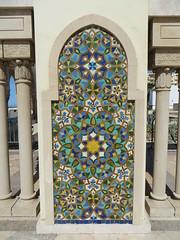 Casablanca_9680 (JespervdBerg) Tags: holiday spring 2016 africa northafrican tamazight amazigh arab arabic moroccanstyle moroccan morocco maroc marocain marokkaans marokko zellij zallij mozaik mosaic casablanca