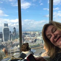 Lauralea At Ting Lounge (Numinosity (Gary J Wood)) Tags: uk england london borough southwark lauralea shangrilahotel theshard 20fenchurch tinglounge