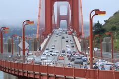 Golden Gate bridge June 2016 (infratechneut) Tags: sanfrancisco california bridge golden gate goldengatebridge