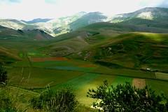 Castelluccio (fabioercolini) Tags: umbria castelluccio norcia valnerina sibillini