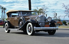 HCCA 60th Holiday Motor Excursion (USautos98) Tags: 1932 packard phaeton 903 jeanharlow dualcowl