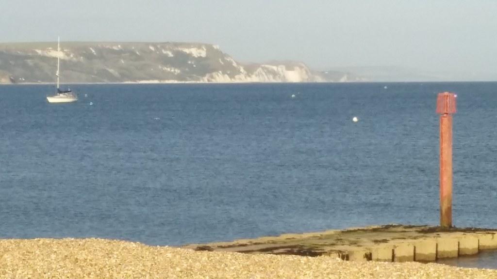 Dorset Coast - Summer evening