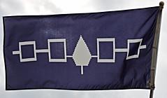 Six Nations Confederacy Flag (Will S.) Tags: ontario canada flag mypics niagaraonthelake sixnations iroquois haudenosaunee sixnationsconfederacy