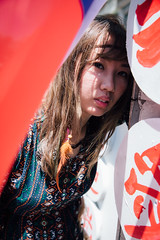 WIL_0203 (WillyYang) Tags: roc taiwan flag portrait canon sony 5d3 a7 2470f28 2470mmf28lii 50mm 50mmf12 50l 50mmf12l