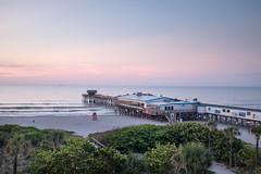 Cocoa Beach (massimobattistaphotography) Tags: cocoabeach florida unitedstates sea playa beach sunrise mare pontile pier spiaggia
