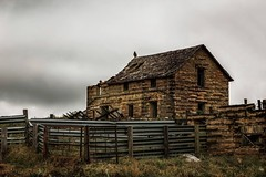 Where the Wind Comes In (Wayne Greer) Tags: mysterious abandoned canon waynegreer kansas