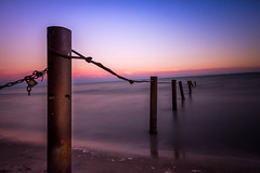 Sunset over Lake Erie (Shootingnikon) Tags: nikkor nikon d7200 landscape sunset blue sky water lake erie
