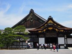 Kyoto, Japan- Nijyo Castle 2 (K_A_I) Tags: kyoto japan travel nijyo castle